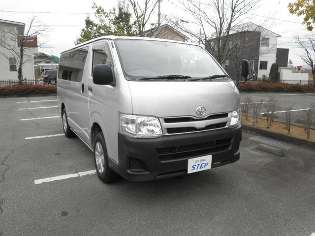 トヨタ ロングDX 4WD ディーゼル ターボ 3人乗り ナビ TV