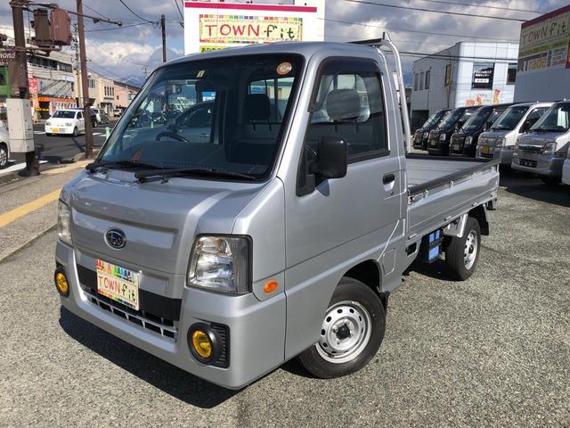 スバル TC-SC 4WD 5MT ナビ&TV