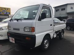 キャリイトラックKU 三方開 4WD 4MT
