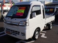 ハイゼットトラックジャンボ 4WD 5速マニュアル CDデッキ 作業灯