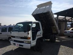エルフトラックダンプ ターボ 5速マニュアル