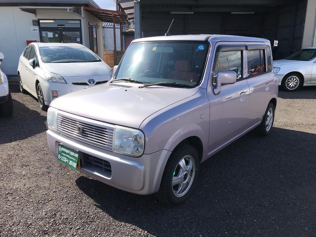 スズキ X 4WD CD・MDオーディオ ETC