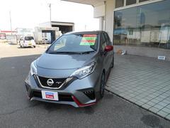 ノートニスモ S 専用1.6Lエンジン 5速マニュアル ナビ TV