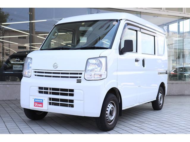 日産 DX・ワンオ-ナ-・4WD・