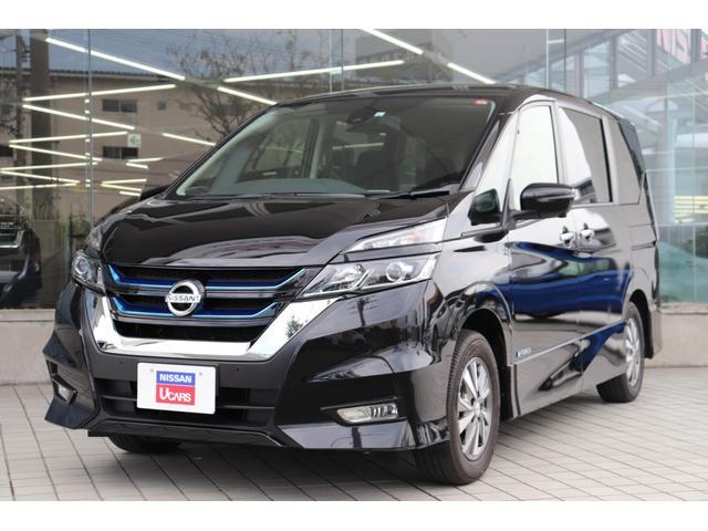 日産 e-パワー ハイウェイスターV・試乗車・セ-フティパックB