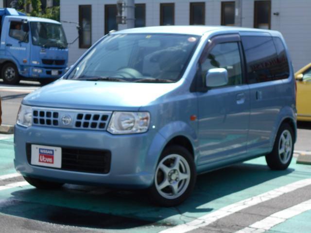 日産 M FOUR  左側オ-トスライドドア 4WD