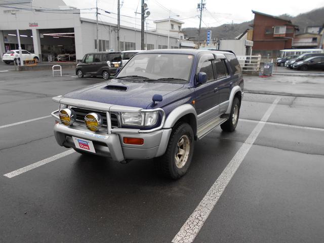 トヨタ SSR-G インタークーラーターボ ワイド