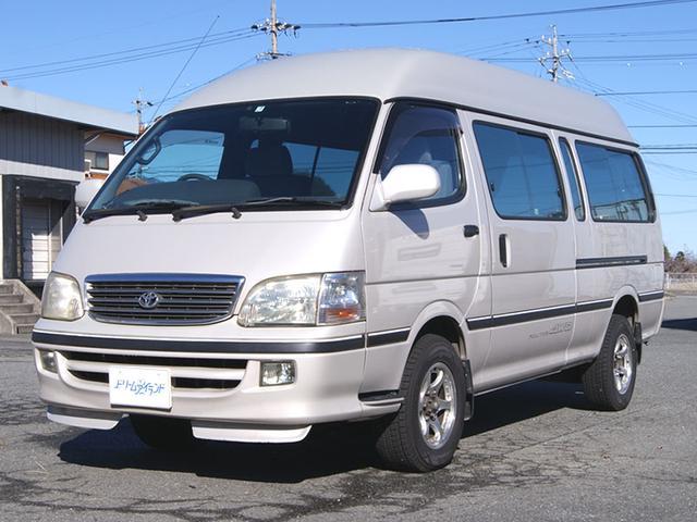 「トヨタ」「ハイエース」「その他」「長野県」の中古車