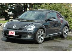 VW ザ・ビートルターボ 純正ナビ ワンオーナー