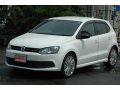 VW ポロブルーGTブルーモーション ワンオーナ ナビTV 禁煙