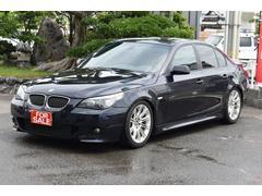 BMW525i MスポーツPKG 左ハンドル 20AW 車高調