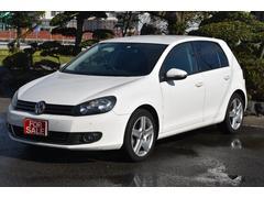 VW ゴルフTSIハイライン ナビTV 禁煙車
