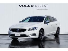 ボルボ V60T4 Rデザイン SELEKT認定 セーフティ リアビュー