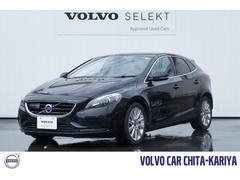 ボルボ V40T4 SE SELEKT認定 ワンオーナー