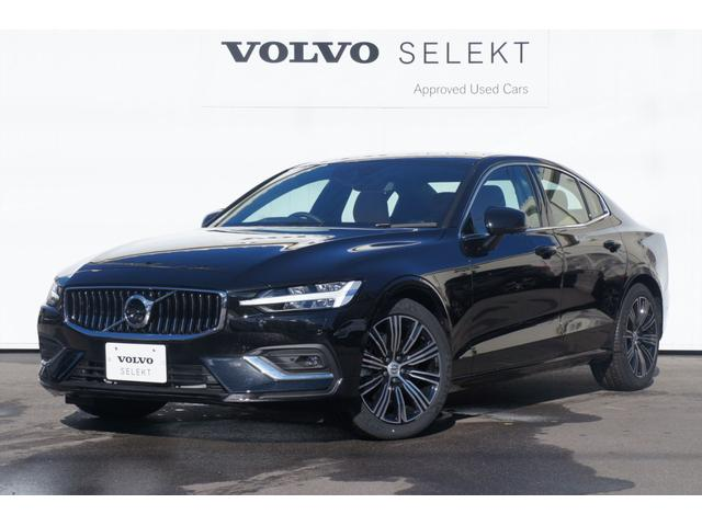 S60(ボルボ) T5 インスクリプション VOLVO SELEKT正規認定中古車 登録済未使用車 ハーマンカードンオーディオ レザーシート 中古車画像