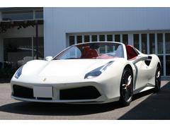 フェラーリ 488スパイダーベースグレード 正規ディ−ラ−車