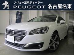 プジョー 508SW GT ブルーHDi 元試乗車 純正ナビ 新車保証継承