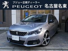プジョー 308SW GT ブルーHDi 元試乗車 新車保証継承車