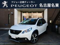 プジョー 2008GTライン 元試乗車 新車保証継承車 ナビ スマレコ付