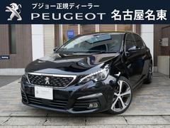 プジョー 308GT ブルーHDi 8速AT 元試乗車 ナビ ドラレコ付