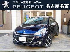 プジョー 208テックパックエディション 元試乗車 新車保証継承車