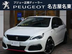 プジョー 308GTi byプジョースポーツ 純正ナビ付