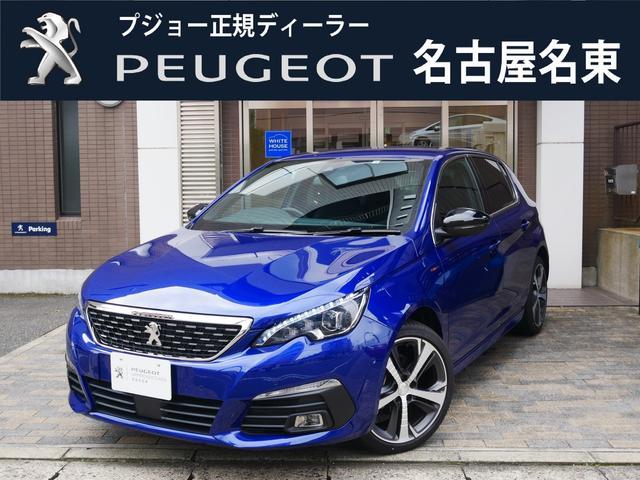 プジョー GT LINE 6AT 元試乗車