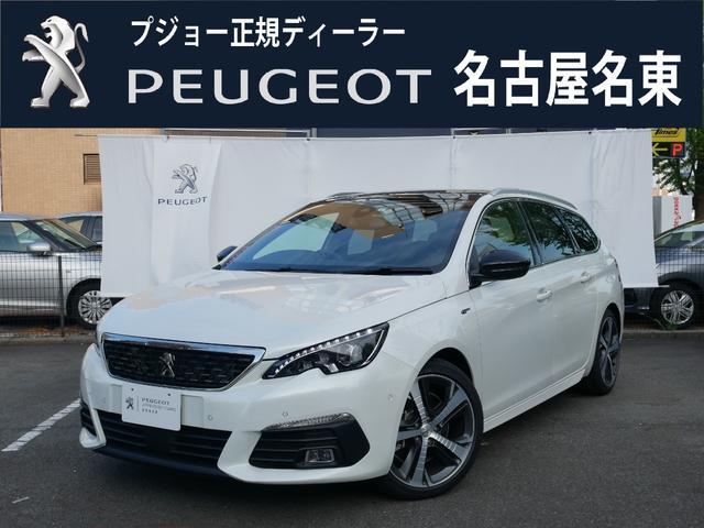 プジョー SW GT ブルーHDi サンルーフ付 元試乗車