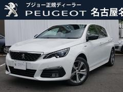 308GT Line B.HDi 純正ナビ付 正規認定中古車
