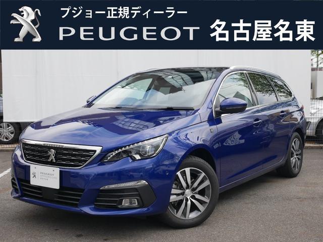 308(プジョー) SW テックパックエディション ブルーHDi 中古車画像