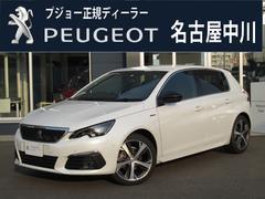 プジョー 308GTライン 新車保証継承 認定中古車 元試乗車
