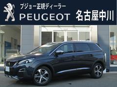 プジョー 5008GT ブルーHDi 新車保証継承 元試乗車 18AW