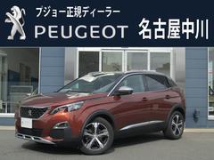 プジョー 3008GT ブルーHDi 元試乗車 ドラレコ付