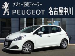 プジョー 208First Selection 新車保証継承H33.6