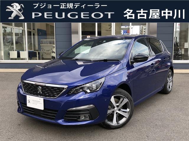 プジョー GTライン ブルーHDi 8AT 特別仕様車