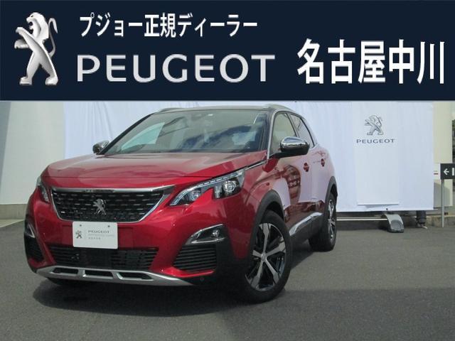 3008(プジョー) GT ブルーHDi 中古車画像