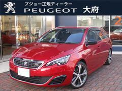 プジョー 308SW GT ブルーHDi 純正ナビ ETC