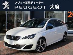 プジョー 308SW GT ブルーHDi元試乗車 新車保証継承 ガラスルーフ