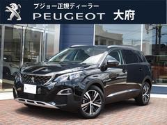 プジョー 5008アリュール 元試乗車 新車保証継承 純正ナビ サンルーフ