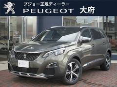 プジョー 5008GT ブルーHDi元試乗車 新車保証継承 ACC 3列シート