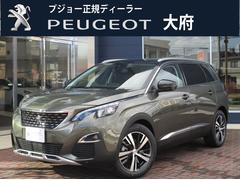 プジョー 5008アリュール 元試乗車 新車保証継承 ACC  3列シート