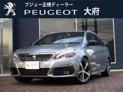 プジョー 308SW GT ブルーHDi 元試乗車 ナビ ドラレコ ACC