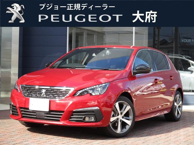 GTラインブルーHDi/ナビ/ドラレコ/元試乗車/限定車(1枚目)