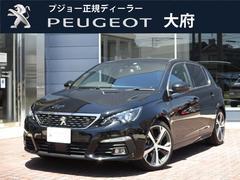 プジョー 308GT ブルーHDi 8AT ナビ付元試乗車 ACC バッカメ