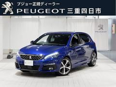 プジョー 308GT ブルーHDi 純正ナビ ドラレコ 元試乗車 ACC