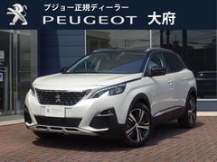 プジョー 3008ブルーHDi クリーンエディション 元試乗車 最新8AT