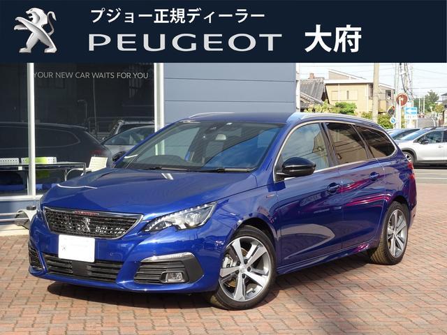 プジョー SW GTライン ブルーHDi/8AT/元試乗車/特別仕様車