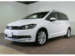 VW ゴルフトゥーランTSI ハイライン Navi