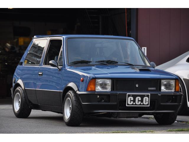 DeTomaso1275 フルオーバーホール車両