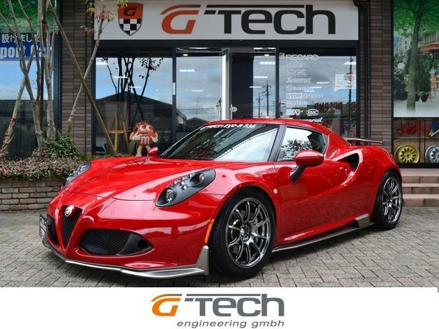 アルファロメオ G-Tech RS-EVO335 コンプリート